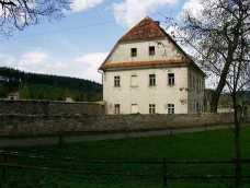 Przedwojenny dom k.Wałbrzycha