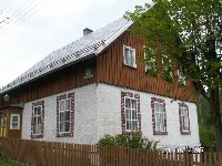 Urokliwy dom poniemiecki