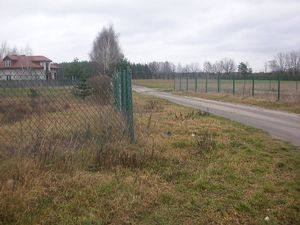 Działka budowlana koło Źyrardowa