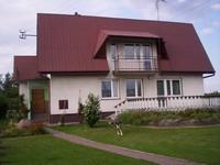 dom murowany całoroczny
