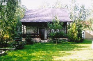 Działka rekreacyjna z domkiem