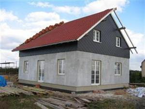 Domek w budowie ok. Kobierzyc