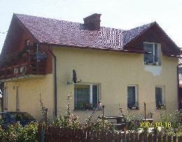 dom wraz z terenem przyleglym