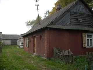Siedlisko w Krzówce