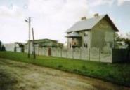 Dom wraz z halą produkcyjną