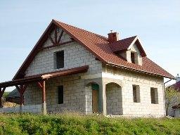 Dom - stan surowy