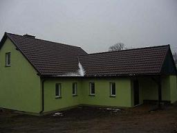 Dom po generalnym remoncie