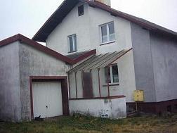 dom z warsztatem