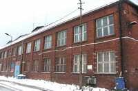 Budynek biurowy na Śląsku