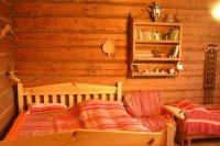 Dom drewniany w Rabie Niżnej