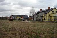 Działka we wsi Chrząstawa Mała