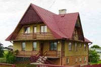 Dom z budynkiem gosp.-Korycin