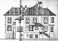 Posiadłość w okolicach Krakowa