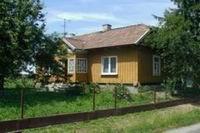 Dom drewniany na wsi - of. 78/05