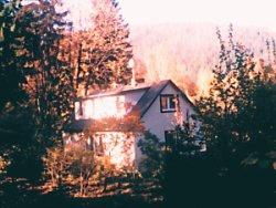 dom z działką