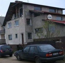 duży dom w Łęgowie