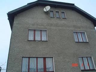 Dom mieszkalno - usługowy
