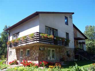 Dom z działką 1000m