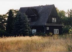 stylowy dom w uroczej okolicy