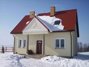 Dom nad jeziorem Gaładuś