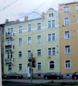Dom wielorodzinny w Dreźnie