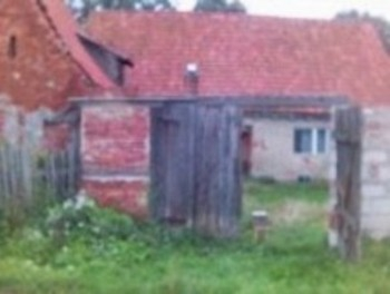 Domek na wsi do remontu