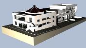 Budynek Usługowo – mie