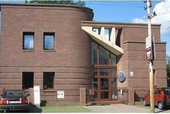 Reprezentacyjny budynek Szczecin