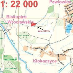 Pawłowice - grunt rolny - 7648 m