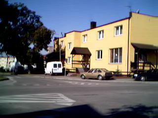 Piekarnia+mieszkanie+sklep 800 m