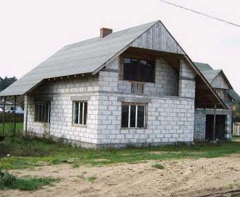 Dom w okolicach Torunia